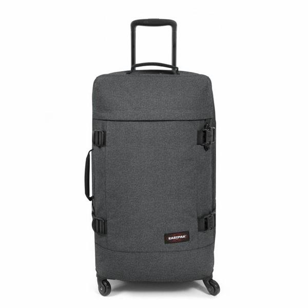 EASTPAK TROLLEY TRANS4 M - BLACK DENIM /NERO MELANGE -  EK81L-77H