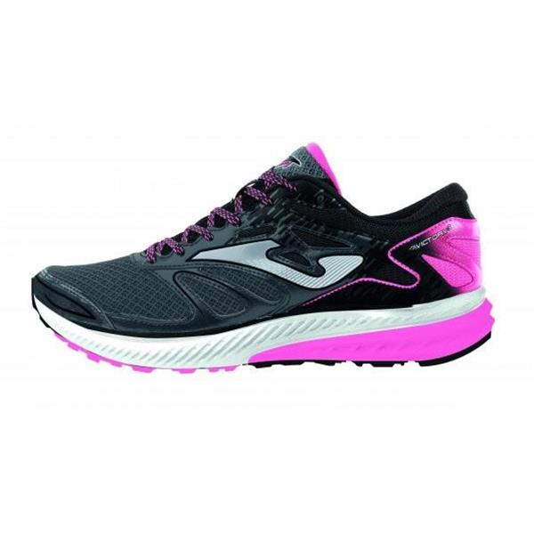 JOMA  VICTORY LADY - ANTRACITE/FUXIA - R.VICTLW-912
