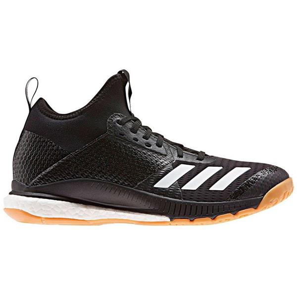 ADIDAS CRAZYFLIGHT X 3 MID  - NERO - D97823