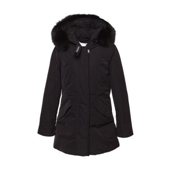 RRD GIACCA WINTER LONG FUR LONG - NERO - W19951FT-10