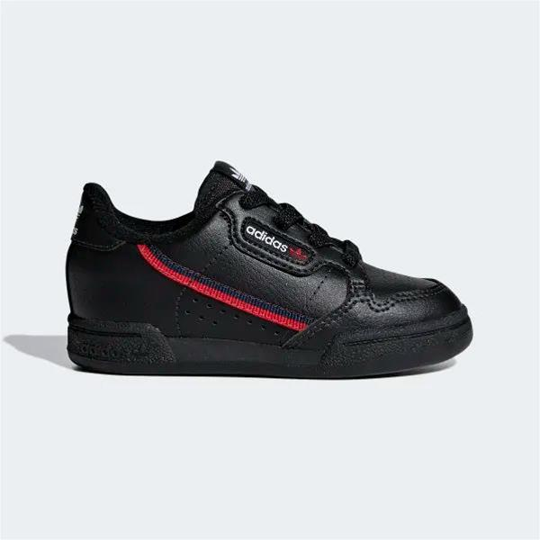 ADIDAS CONTINENTAL 80 INFANT - NERO -  G28217