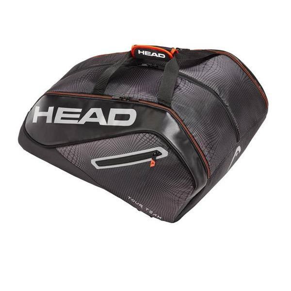 HEAD BORSA PADEL MOSTERCOMBI LTD - NERO/ARANCIO - 283979