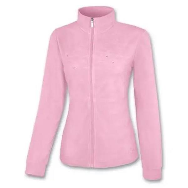 AST PILE ZIP DONNA - ROSA- A95Y-771