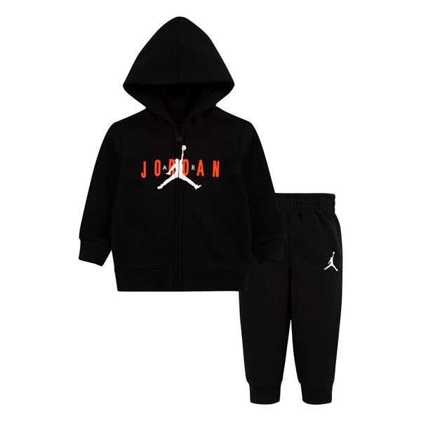NIKE TUTA JORDAN JUMPMAN AIR - NERO - 656986-023