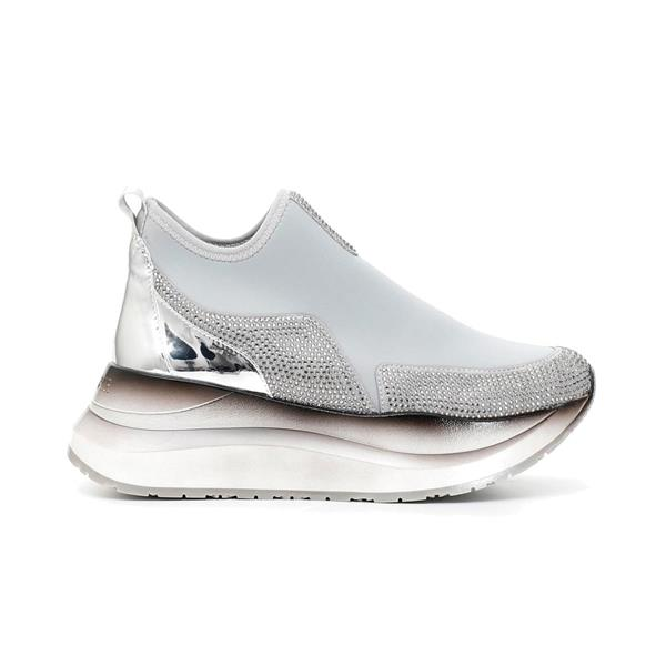 CAFE'NOIR SLIP ON - GRIGIO -  GDC907-497