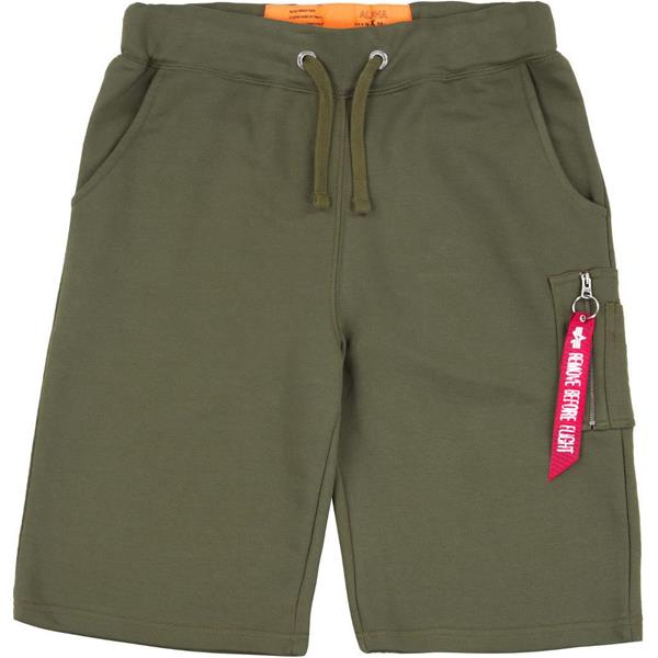 ALPHA INDUSTRIES X-FIT CARGO - VERDE SCURO - 166301-257