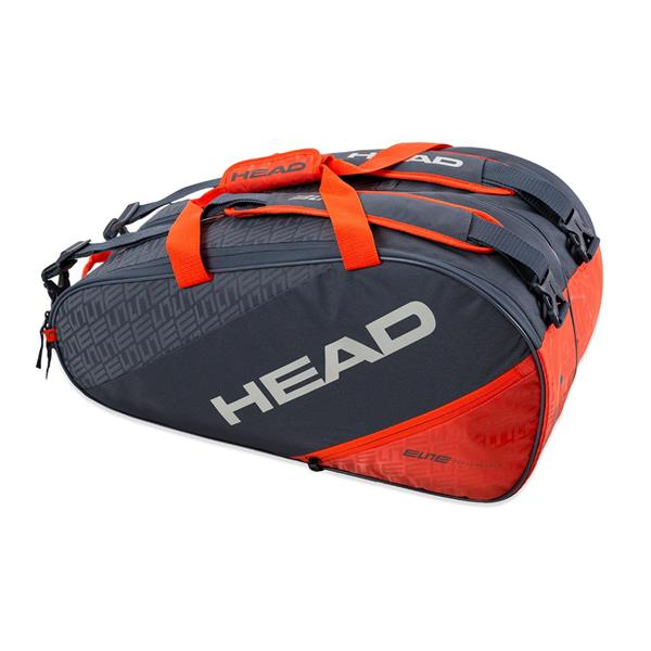 HEAD BORSA ELITE SUPERCOMBI - ANTRACITE/ARANCIO - 283980