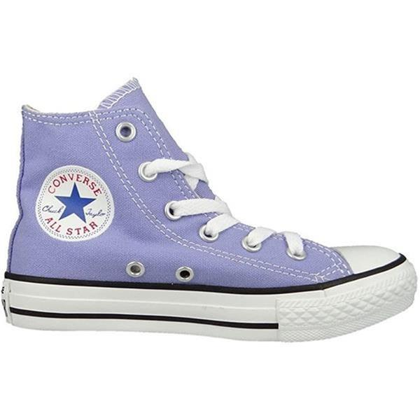 CONVERSE ALL STAR CT PRINT HI GIRL - LILLA - 342364C