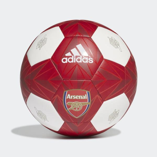 ADIDAS PALLONE CLUB ARSENAL - ROSSO/BIANCO - FT9092