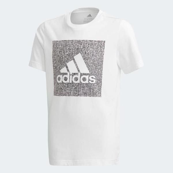 ADIDAS T SHIRT MUST HAVE - BIANCO - FM4487