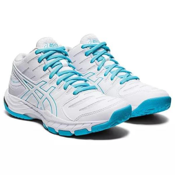 ASICS GEL BEYOND6 MT -BIANCO/TURCHESE -1072A051-101