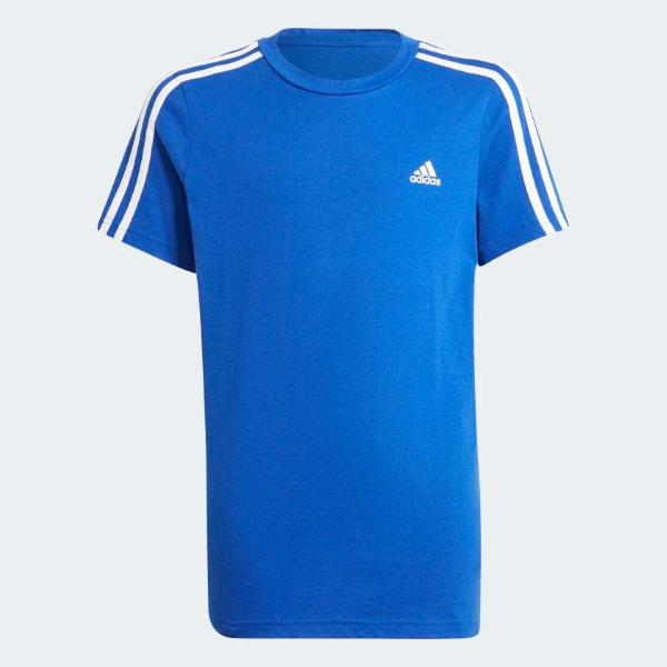 ADIDAS T SHIRT - ROYAL/BIANCO - GN4000