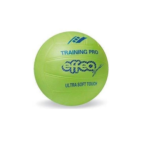 EFFEA PALLONE MINI VOLLEY NYLON - GIALLO - 6832