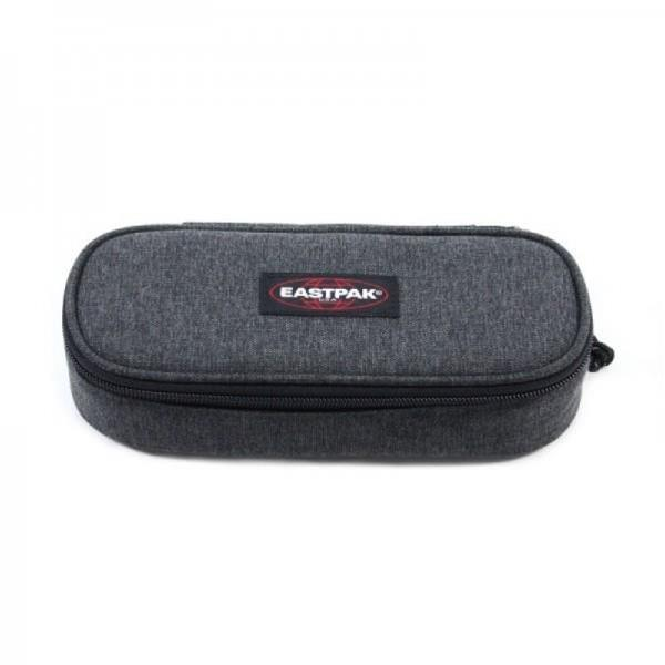 EASTPAK  ASTUCCIO OVAL SINGLE  - BLACK DENIM - CODICE EK717-77H