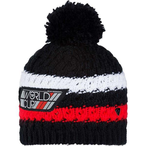 ROSSIGNOL CAPPELLO WORLD - NERO - RLHYH03-304