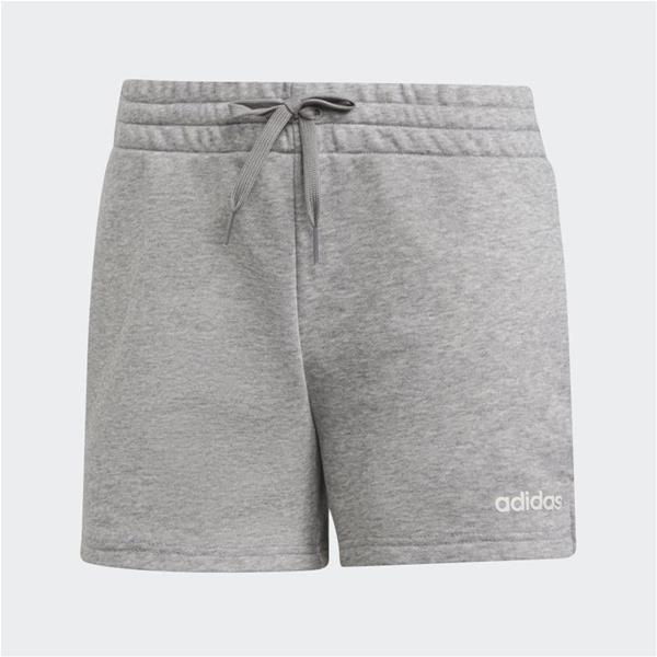 ADIDAS ESSENTIALS SOLID SHORT - GRIGIO MELANGE - DU0675