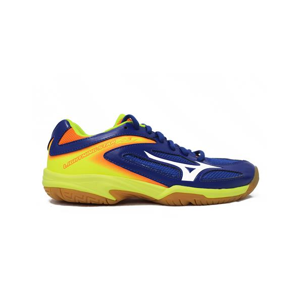 MIZUNO WAVE LIGHTNING STAR Z3 - BLU/GIALLO - V1GD170371